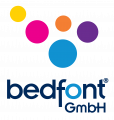 Bedfont GmbH logo in colour without slogan-01